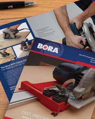 BORA ClampEdge Brochure