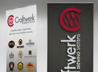Craftwerk Rollup Banners