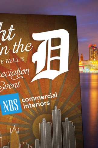 "NBS ""Delight in the D"" Invitation"