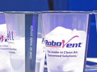 RoboVent Drink Cups