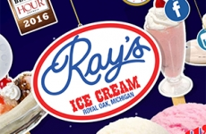 Rays Ice Cream Website