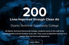 RoboVent Website
